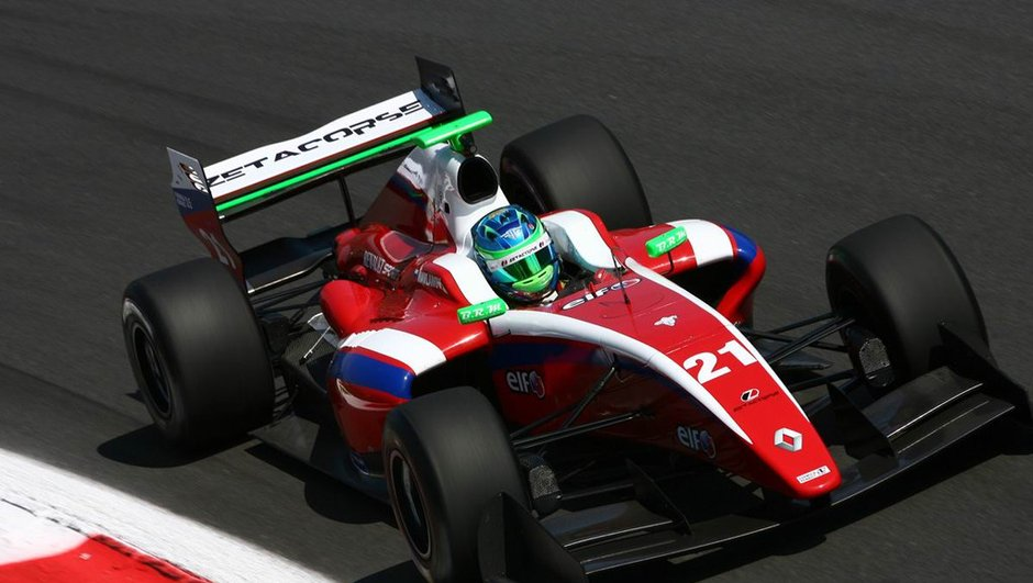 WSR 3.5 - Nurburgring : Merhi triomphe dans la 2e course