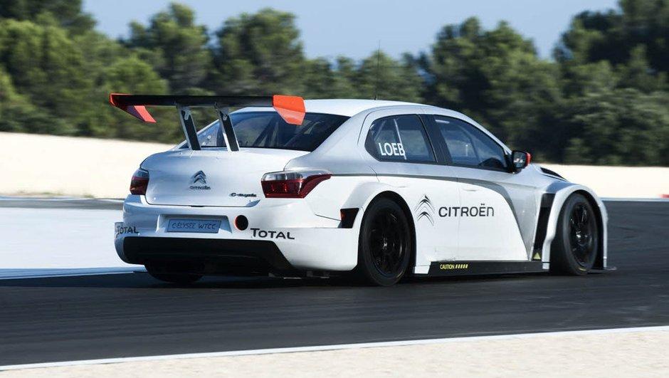 WTCC 2014 - essais officiels : Citroen et Loeb déjà dans le bain