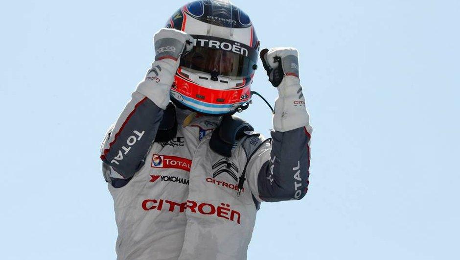 WTCC – Portugal 2015 : Lopez et Ma font triompher Citroën
