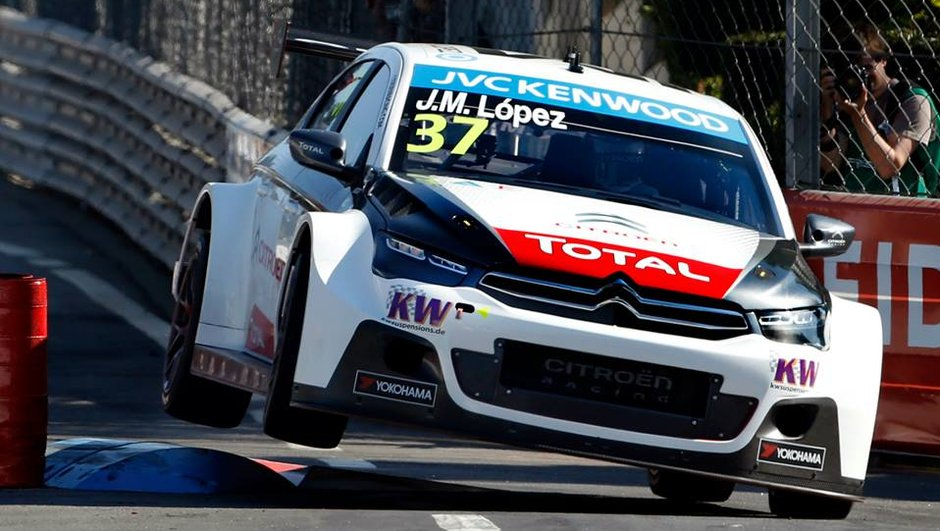 WTCC – Portugal 2015 : Lopez prive Loeb de la pole