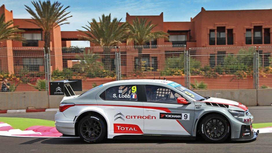 WTCC 2014 - Maroc : Citroën domine les essais libres du samedi