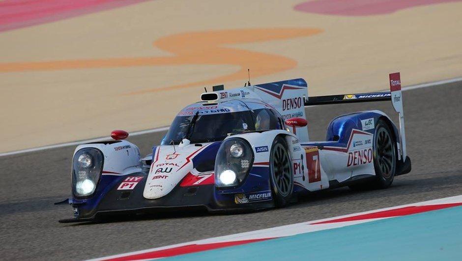 Endurance - 6h de Bahrein : Buemi-Davidson champions du monde !