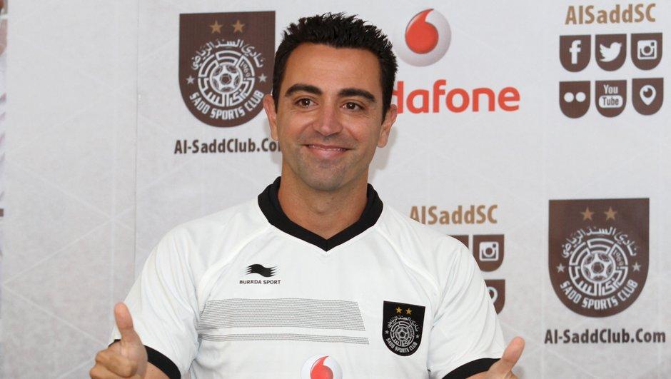 Qatar Stars League : Le premier but de Xavi avec Al Sadd (VIDEO)
