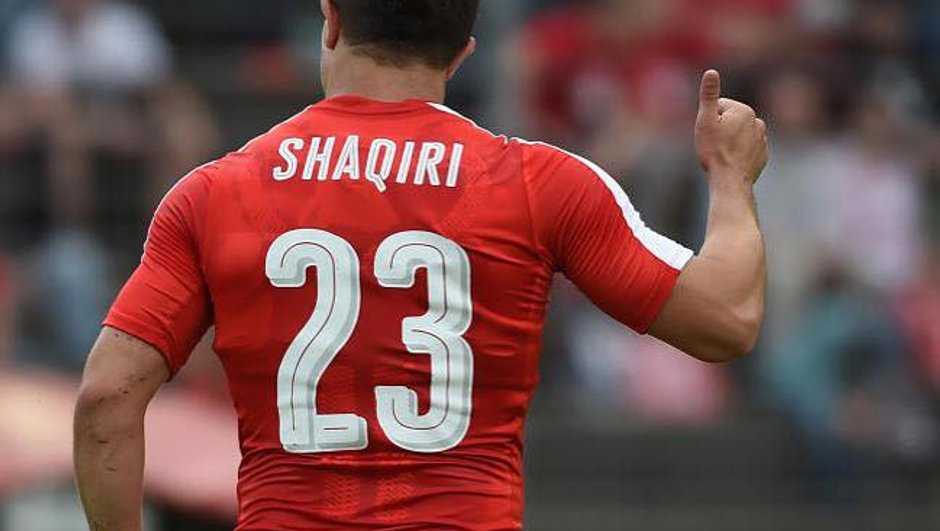 Insolite - Euro 2016 : le tweet rigolo de Shakira après le merveilleux but de Shaqiri