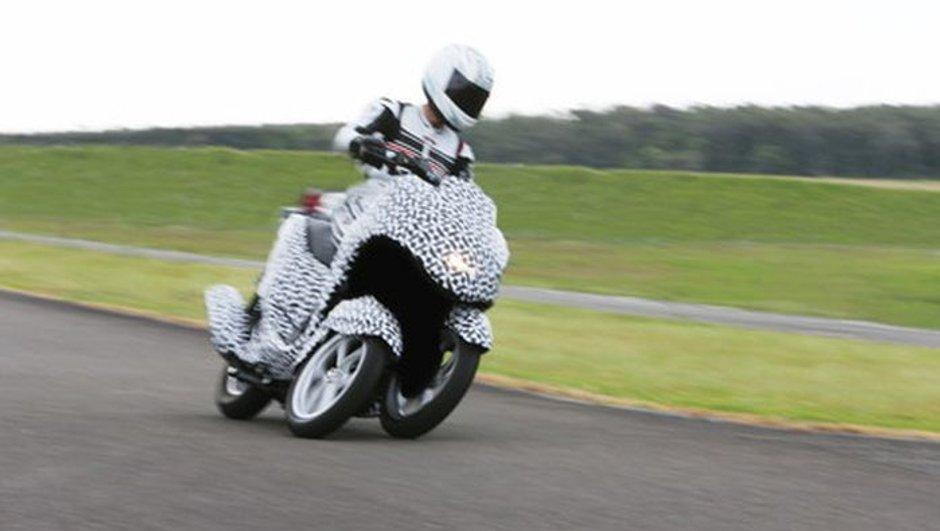 Futur Yamaha 3-roues 2014 : premières photos !