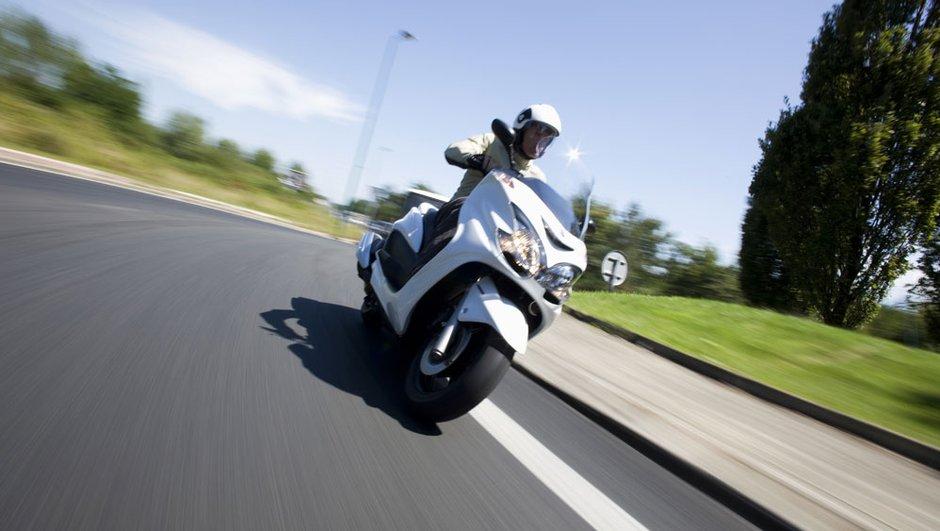 En juin, le marché de la moto et le marché du scooter baisse encore