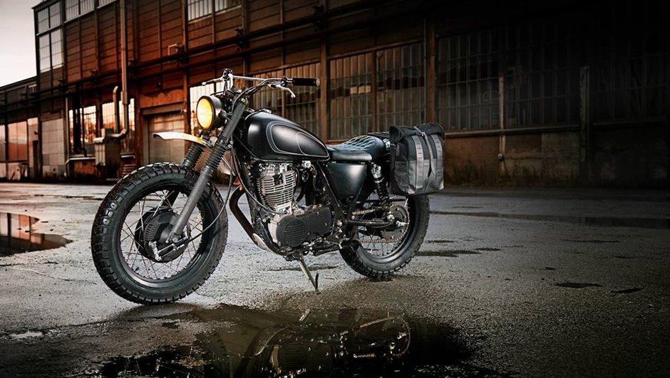 EICMA 2013 : Yamaha revient avec son SR400