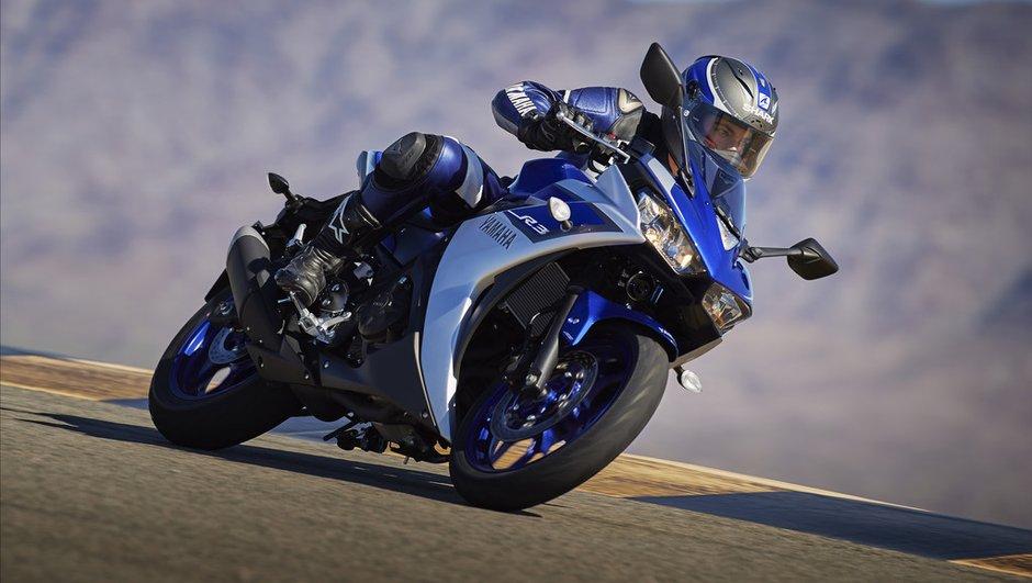 """Yamaha YZF-R3 2015 : la nouvelle """"bombinette"""" japonaise arrive !"""