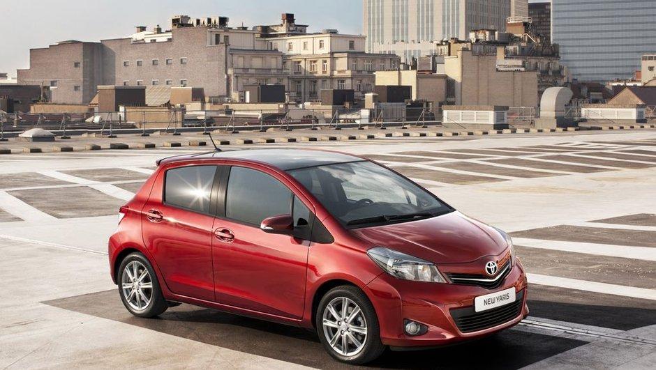 Nouvelle Toyota Yaris 3 : génération 2011 en détails