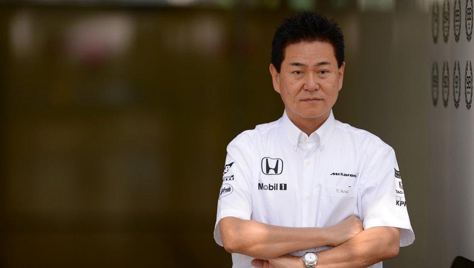 F1 2015 – Honda regrette d'avoir terni l'image de McLaren