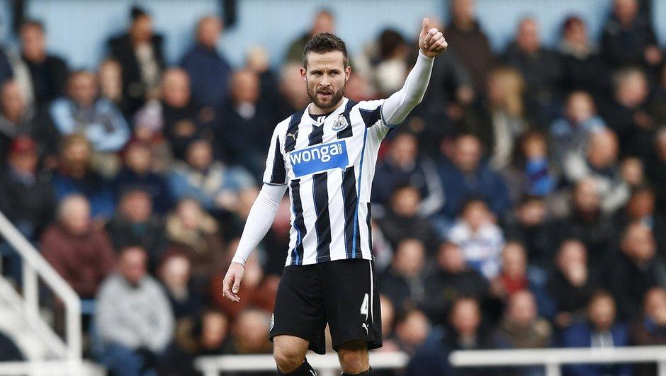PSG - Transfert : Cabaye quitte Newcastle pour Paris