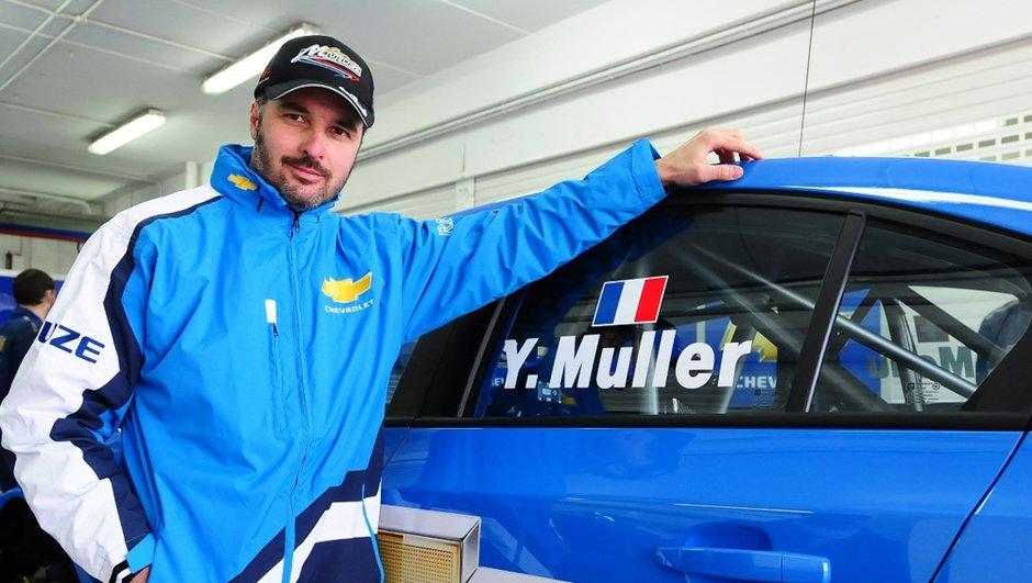WTCC : Nouvelles motivations pour Yvan Muller