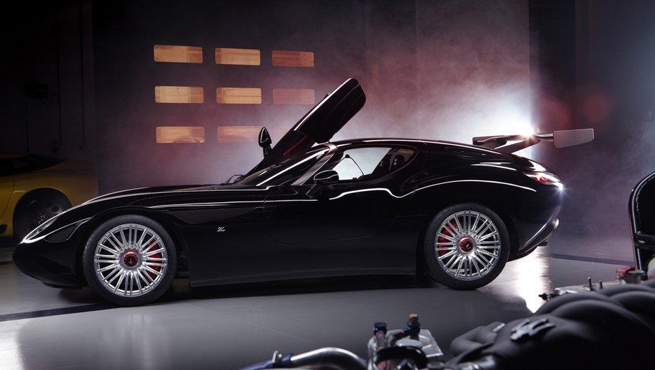 Zagato Maserati Mostro : un bijou rétro édité à 5 exemplaires
