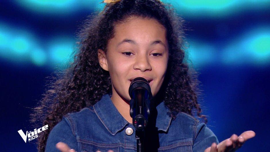 The Voice Kids 6 - Coline est la dernière recrue d'Amel Bent