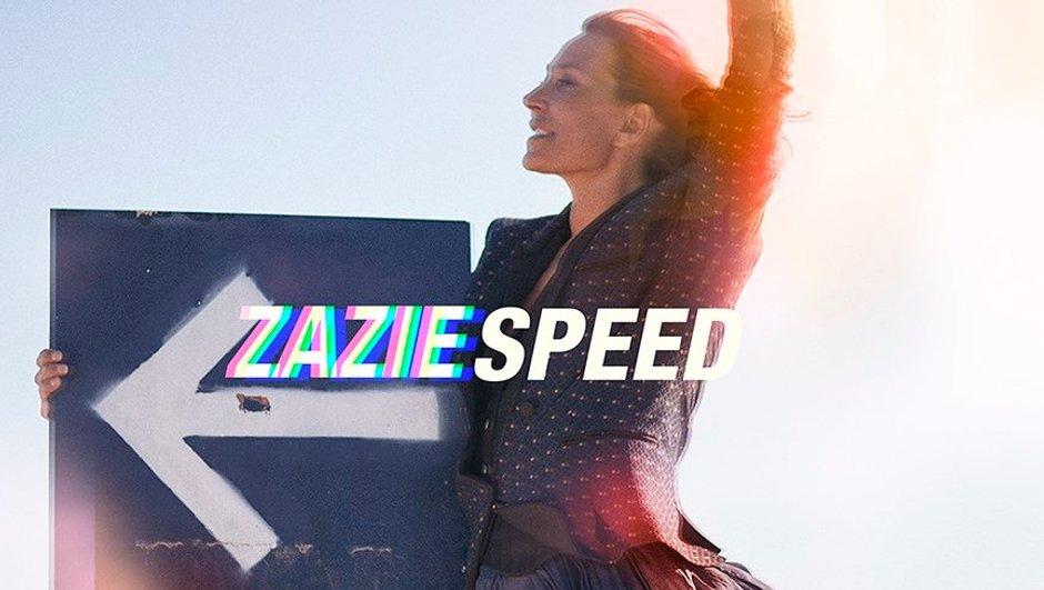 Zazie dévoile son nouveau single, Speed, issu de son prochain album