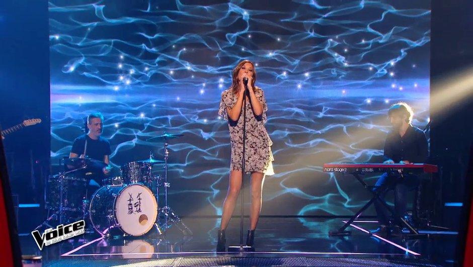 Zazie a interprété son titre «Pise» sur le plateau samedi dernier !