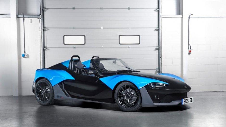 Zenos E10 S 2015 : Un petit roadster anglais rageur