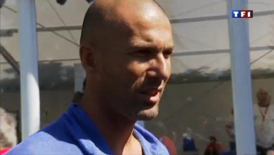 Zidane et Mourinho ensemble face au Milan AC