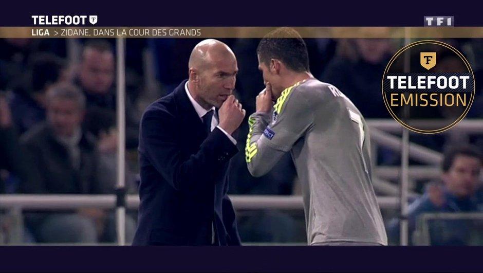 [Exclu Téléfoot 27/11] - Zidane, l'homme de tous les records