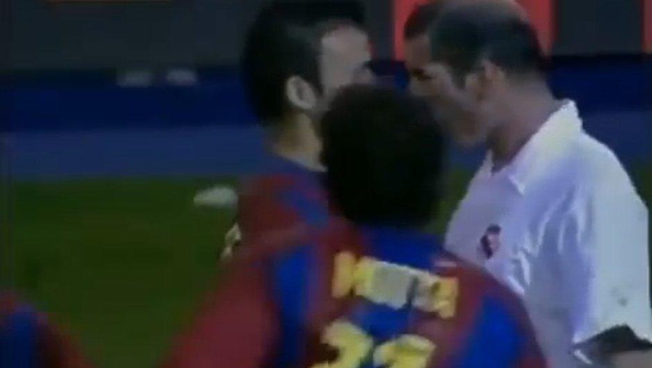 VIDEO Real-Barça : Quand Zidane et Luis Enrique se chauffaient