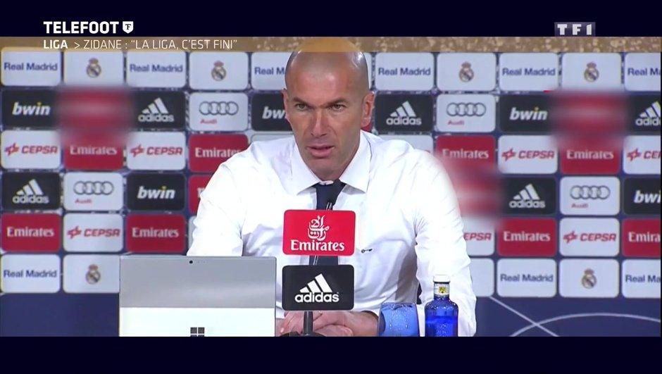 Real Madrid : un succès de prestige pour Zidane
