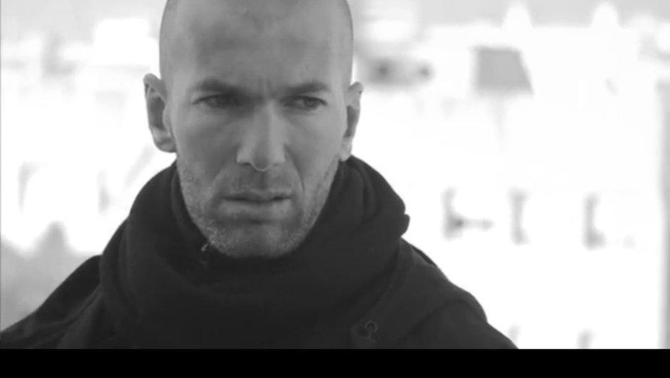 Insolite : Zinedine Zidane se lance dans la mode !