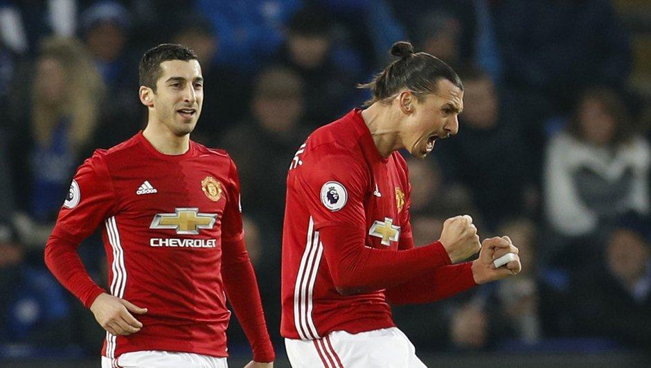 Premier League - Manchester United : Ibra fait encore tomber les records