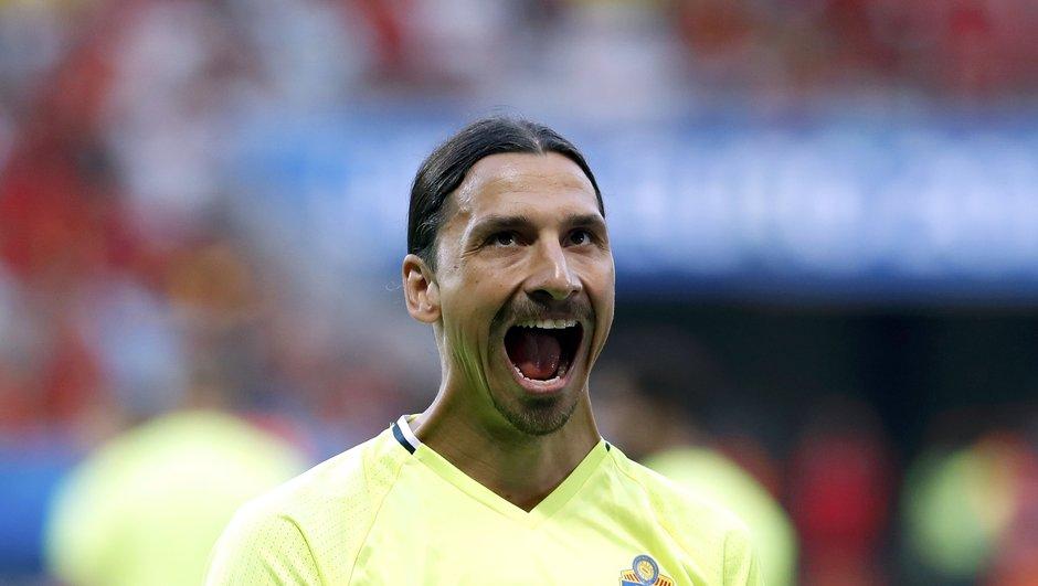 """Coupe du monde 2018 / """"Ibrahimovic n'ira pas au Mondial"""" : la Fédération suédoise met un terme au suspense"""